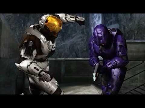 Red vs Blue Music Video - Not Listening (Papa Roach)