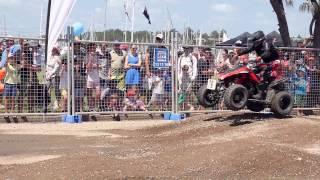 4WD, Quad Bikes, Monster Trucks at the Explore Australia Expo - Brisbane 2015