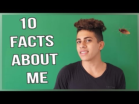 10 FACTS ABOUT ME - CRIM