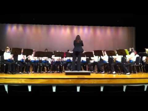 Gulf Middle Concert Band