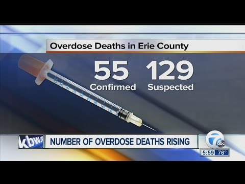 Funeral Homes And Opioid Overdose Deaths