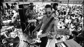 THE METERS -  FIRE ON THE BAYOU  Live at the Bottom Line '77