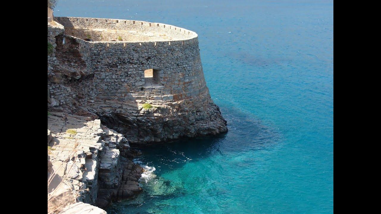 Крит - красота колыбели цивилизации.