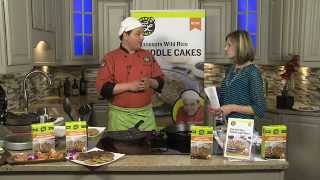 Minnesota Wild Rice Griddle Cakes | Good Day Pa!