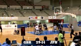 GBR vs JPN 第11回北九州チャンピオンズカップ Kitakyushu Champions' Cup