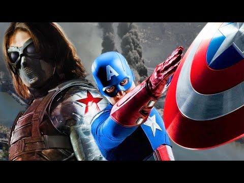 漫威系列电影《美国队长2》堪称科幻版超级谍战影片,画面燃爆剧情曲折!