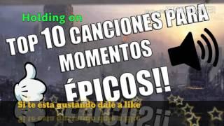Canciones que usa elrubius en sus video//2017