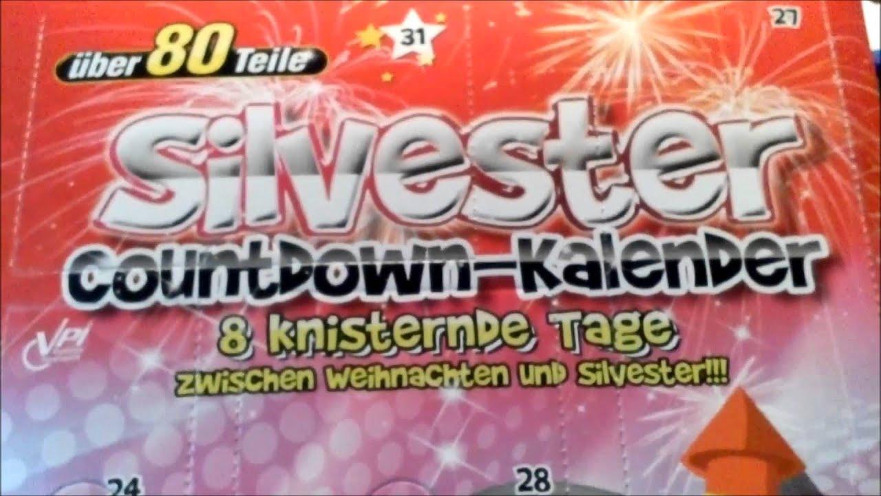 COMET | Silvester Countdown Kalender! - YouTube