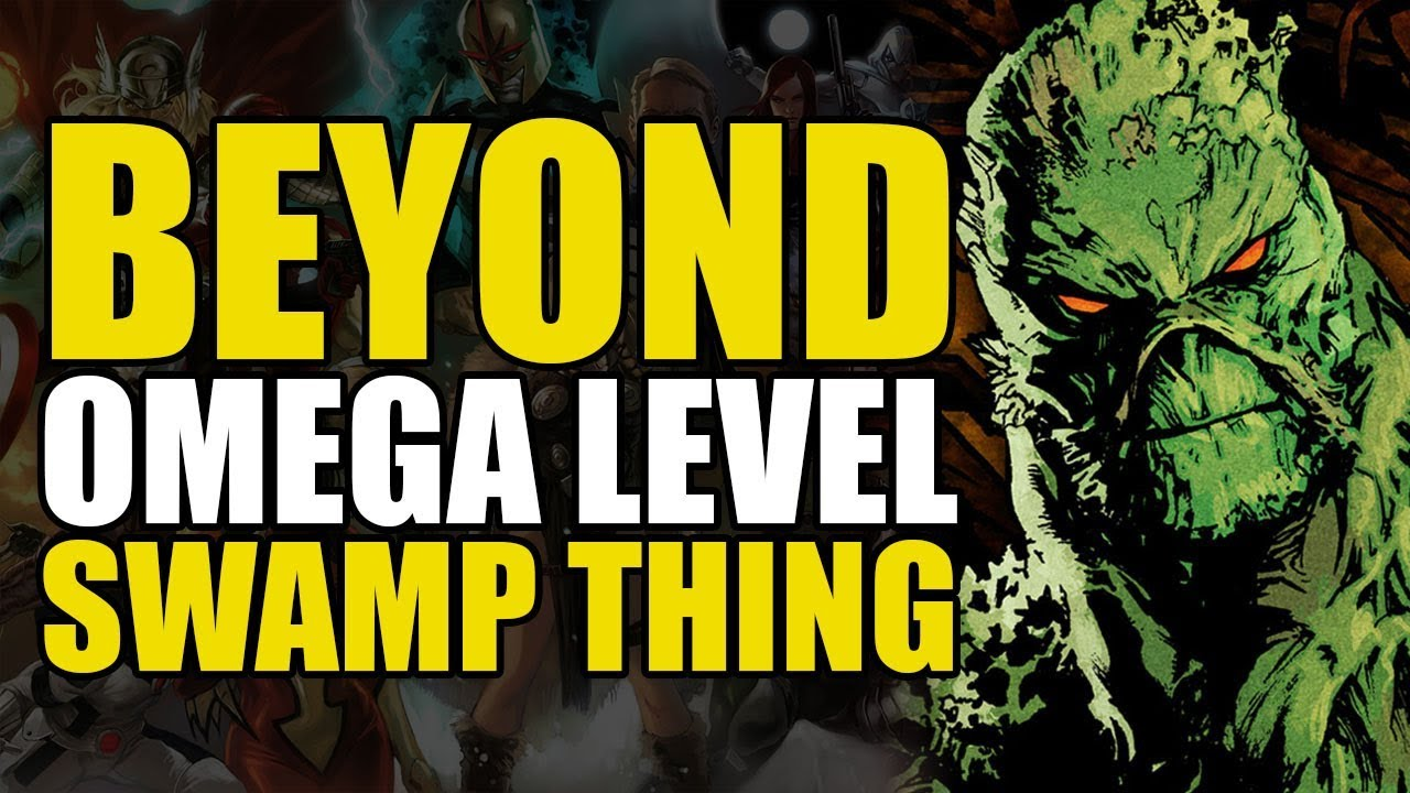 Download Beyond Omega Level: Swamp Thing   Comics Explained
