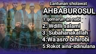 [14.30 MB] Ahbaburosul kumpulan sholawat nabi