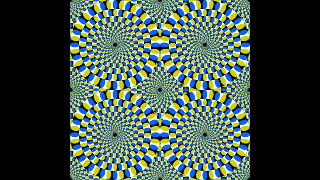 top 10 optical illusions - YouTube