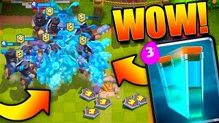 CLONE SPELL IS INSANE! // Clash Royale