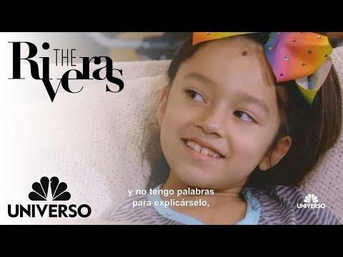 """I thought papi left us"" | The Riveras | Universo"