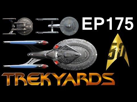 Trekyards EP175 - 50 Years of a Ship Called Enterprise (Trekonderoga 2016)