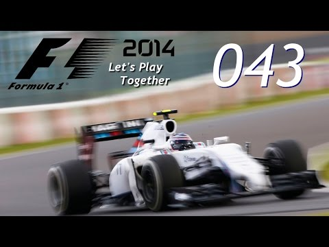 F1 2014 | Co-op | #043 Japan/Training | Let's Play Together [HD]