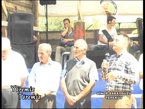 Yöremiz Töremiz - Sinop Saraydüzü Tepeköy 02_170814.avi