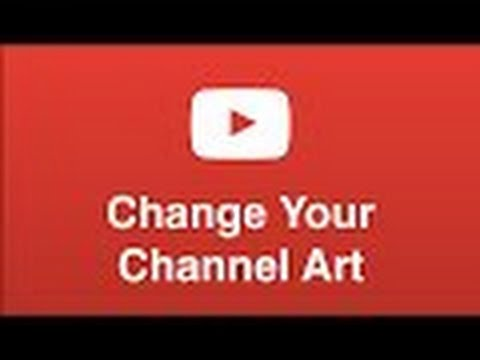How to change Youtube channel clipart - YouTube