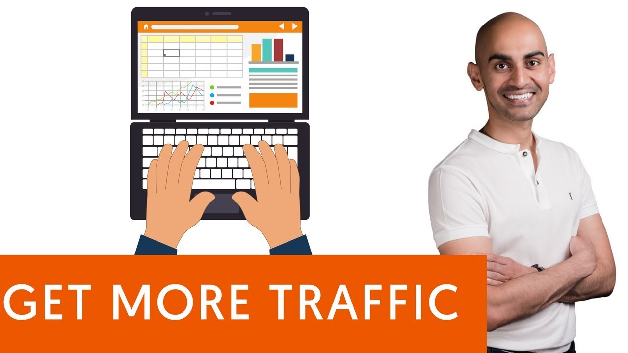 How I Get Over $500,000 Worth of FREE Traffic Each Month to My Website