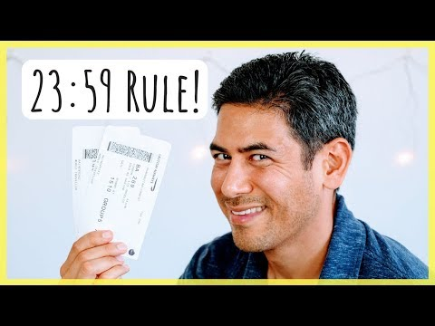 Booking Connections & Stopovers   Use the 23:59 Rule to Visit More Places