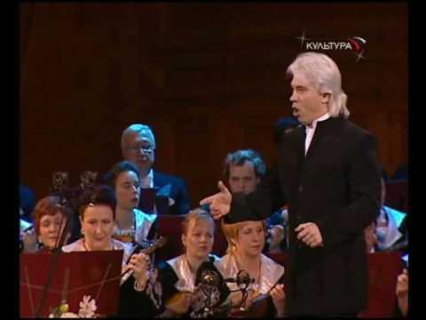 Dmitri Hvorostovsky - Korobyeiniki