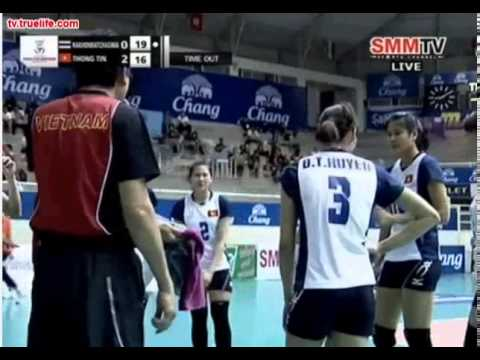 2014 Asian Women's Club Volleyball Championship: Thông Tin Liên Việt Bank Vs Nakhonratchasima