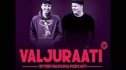 Byyrin Valjuraati - podcast: Valioliiga TOP6   Byyri