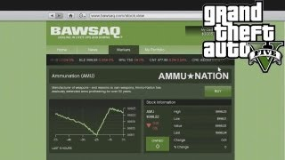 GTA V: Die Börse [Tipps]