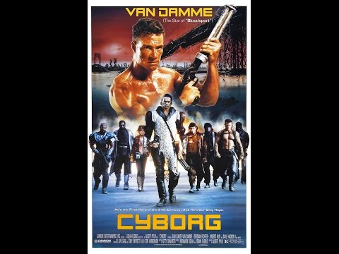 Cyborg (1989) Rejected Score By Tony Riparetti And Jim Saad