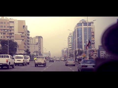 Addis Ababa - Ethiopia : Riding through the Streets of Addis July 2015