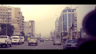 Addis Ababa - Ethiopia : Riding through the Streets of Addis July 2015
