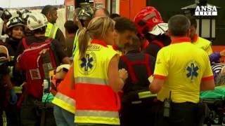 Incidente ferroviario a Barcellona