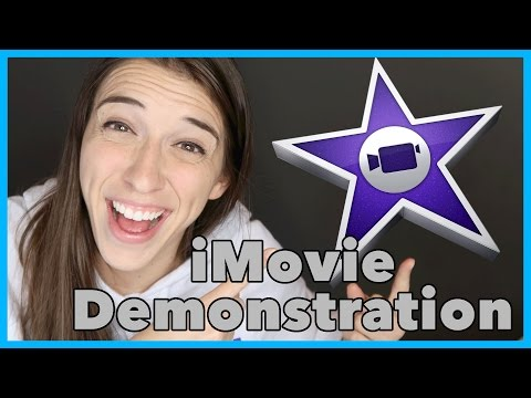 Download Youtube: How to use iMovie