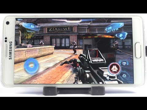 Top 20 Free HD Android Games 2015 (HIGH GRAPHIC GAMES #6)