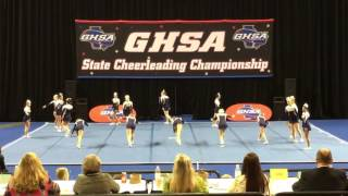 2015 GHSA State Competition - West Forsyth