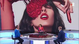 Ô de mon Chéri @Télé Matin for @LeRougeFrançais - December 2020