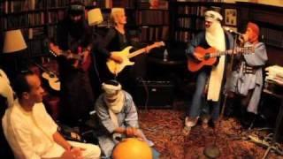 Tinariwen, JeConte, & Leni Stern Live Music Performance @ Essakne Film NYC Fundraiser