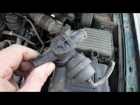 мотор прогрет,печкадуетхолодным воздухом- ФольксвагенBORA