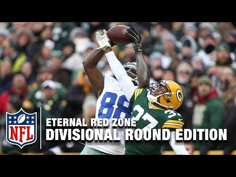 The Greatest Finishes in Divisional Round Playoffs History | NFL Eternal RedZone | DDFP
