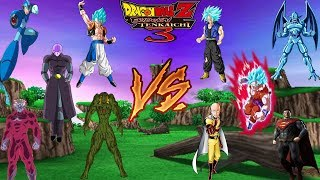 Dragon Ball Z Budokai Tenkaichi 3 Mods #44