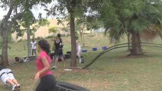 Garden Fight - Cross Training