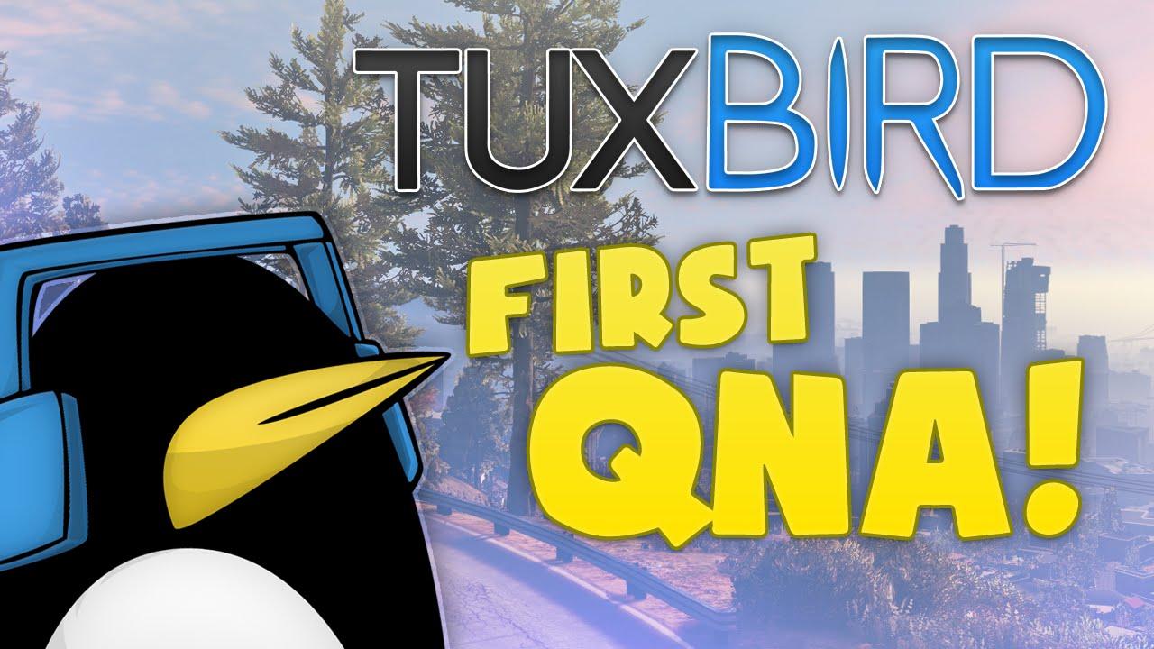FIRST EVER TUXBIRD Q&A!