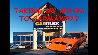 I'm TAKING the 3,000,000$$$ LAMBO to CARMAX