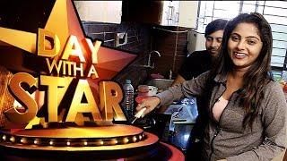 Day With A Star | Jhilik Bhattacharya | Ollywood Ra Jhalmal Sitara | Tarang Music