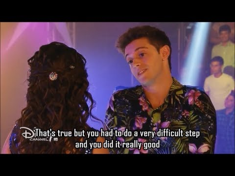 Soy Luna - Season 2 Episode 80 - Luna and Matteo talk after losing the competition (English)