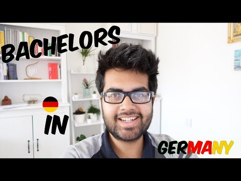 Bachelors in Germany