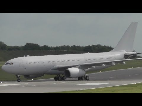 I-Fly Airbus A330s Landing at Cambridge Airport