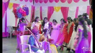 Handiya Daru Ko Pina Chhora  aadivasi Nrutya  Velda School