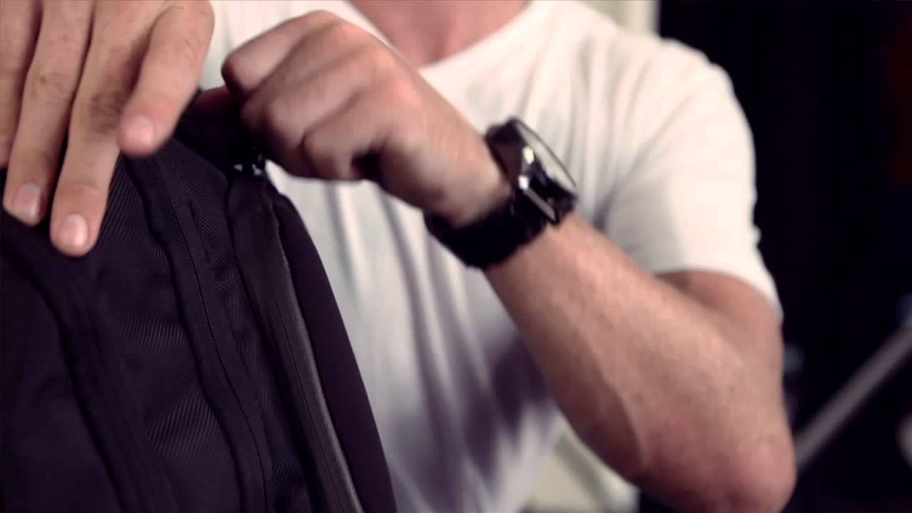 d69df9f64b80e FCS Mission Backpack - YouTube