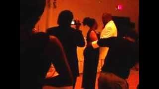 Vernon James:  Alonzo Wedding
