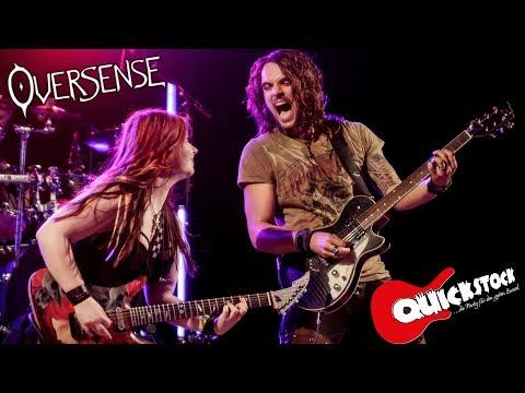 OVERSENSE - Live @ Quickstock 2018 [IMPRESSIONS] | Jassy J